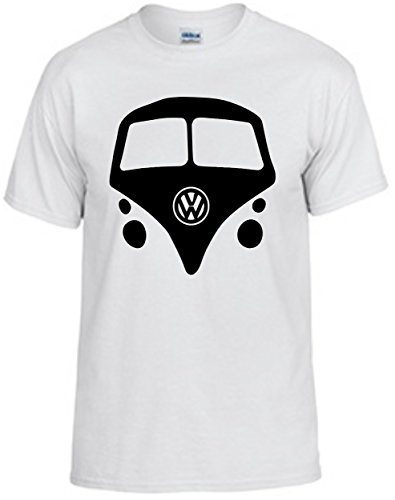 vw bus t shirt classic volkswagen shirt womens good. Black Bedroom Furniture Sets. Home Design Ideas