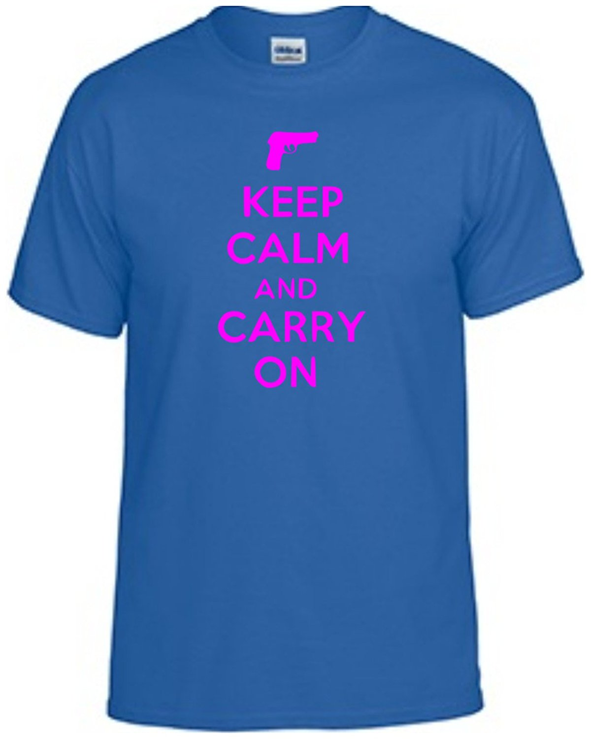 Gun Enthusiast Shirt Pink