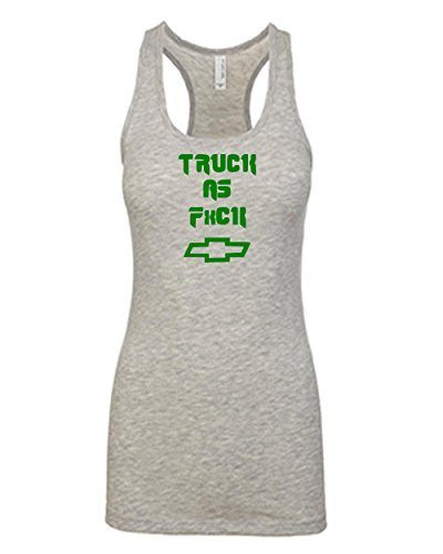 Truck As Tank Top Chevy